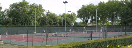Courts Tennis